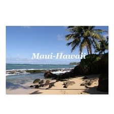 Great Gifts from Maui Hawaii Postcards (Package of