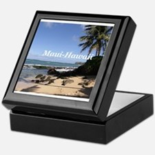 Great Gifts from Maui Hawaii Keepsake Box