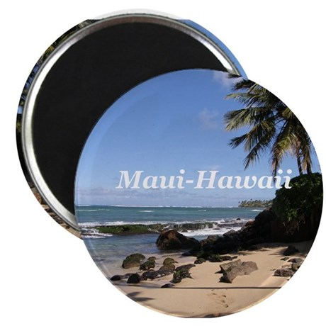 "Great Gifts from Maui Hawaii 2.25"" Magnet (100 pac"