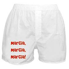 marcia! Boxer Shorts
