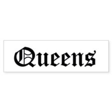 queens Bumper Bumper Stickers