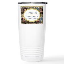 Ethiopian Orthodox Ceramic Travel Mug