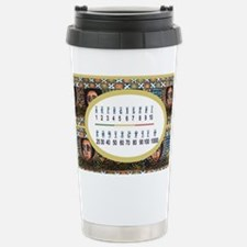 Ethiopian Orthodox Stainless Steel Travel Mug
