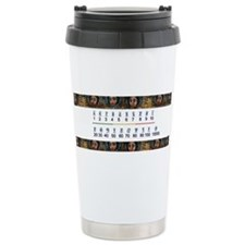 Ethiopian Orthodox Travel Mug