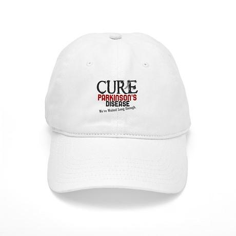 CURE Parkinson's Disease 3 Cap