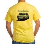 RAS 240 Yellow T-Shirt