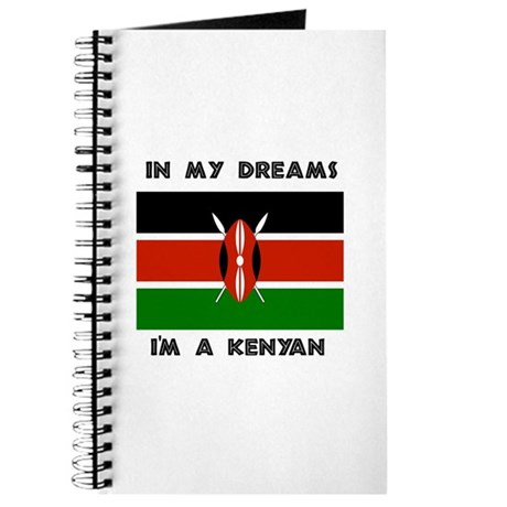 In my dreams I'm a Kenyan Journal