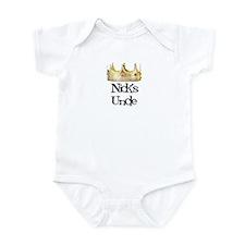 Nick's Uncle Infant Bodysuit