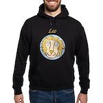 Leo Astrology 4 Hoodie (dark)