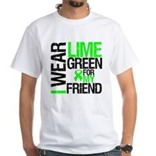 I Wear Lime Green Friend Shirt