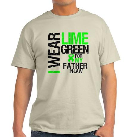 I Wear Lime Green FIL Light T-Shirt