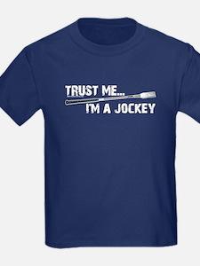 Trust me, I'm a jockey. Horse racing T