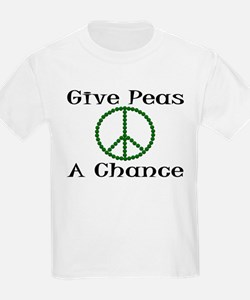 Give Peas... T-Shirt