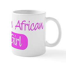 South African girl Mug