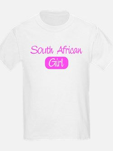 South African girl T-Shirt
