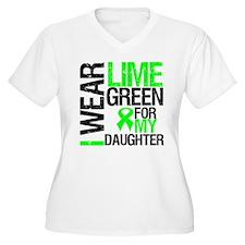 I Wear Lime Green Daughter T-Shirt