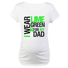 I Wear Lime Green For Dad Shirt