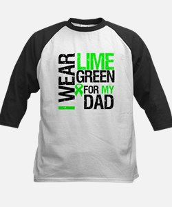 I Wear Lime Green For Dad Tee
