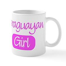 Paraguayan girl Mug