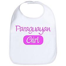 Paraguayan girl Bib