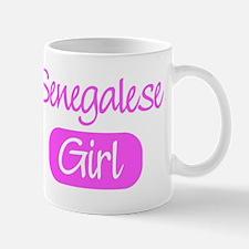 Senegalese girl Mug