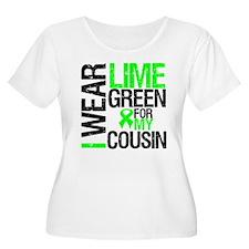 I Wear Lime Green Cousin T-Shirt