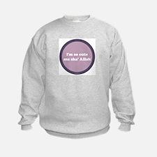 Ma Sha' Allah Sweatshirt (purple)