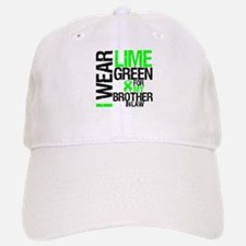 I Wear Lime Green BIL Baseball Baseball Cap