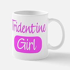 Tridentine girl Mug
