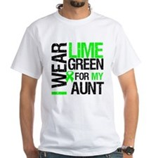 I Wear Lime Green For My Aunt Shirt