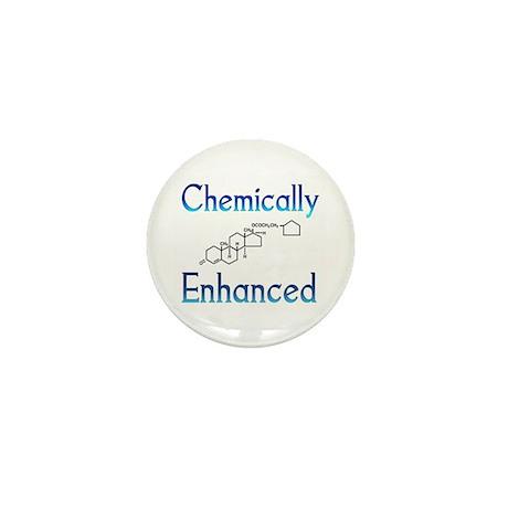 Chemically Ehanced Mini Button