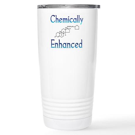 Chemically Ehanced Stainless Steel Travel Mug