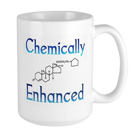 Chemically Ehanced Large Coffee Mug