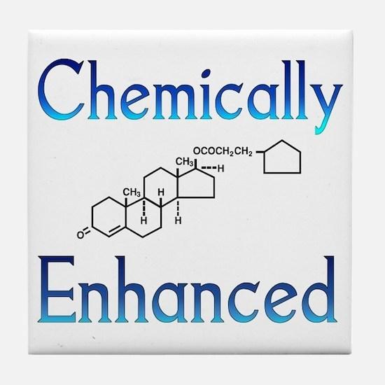 Chemically Ehanced Tile Coaster