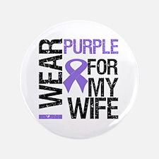 "IWearPurple Wife 3.5"" Button"