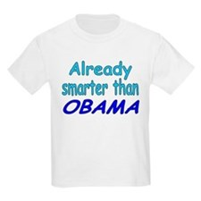 Smarter- Obama T-Shirt