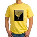 Pirate Valley Expedition Yellow T-Shirt