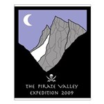 Pirate Valley Expedition Small Poster