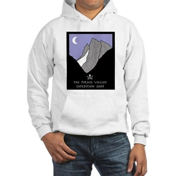 Pirate Valley Expedition Hooded Sweatshirt