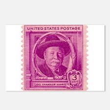 Joel Chandler Harris Postcards (Package of 8)