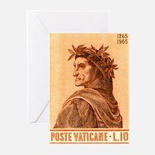Dante 2 Greeting Cards (Pk of 20)