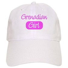 Grenadian girl Baseball Cap