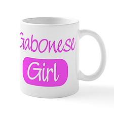 Gabonese girl Mug