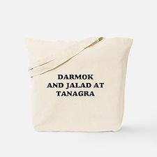 Darmok Jalad Tote Bag