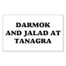 Darmok Jalad Stickers