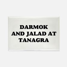 Darmok Jalad Rectangle Magnet