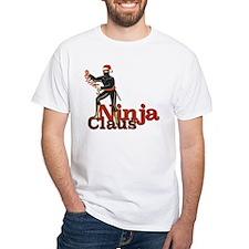 Ninja Claus Shirt
