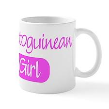 Equatoguinean girl Mug