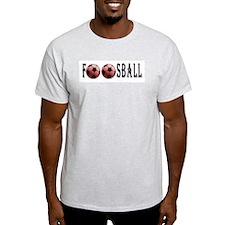 Ash Grey T-Shirt - Foosball