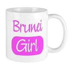 Brunei girl Mug
